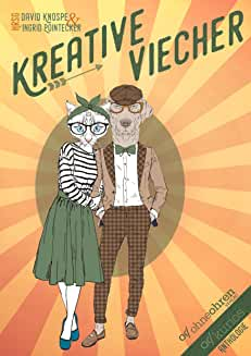 Kreative Viecher, Cover, Genre: Fantasy